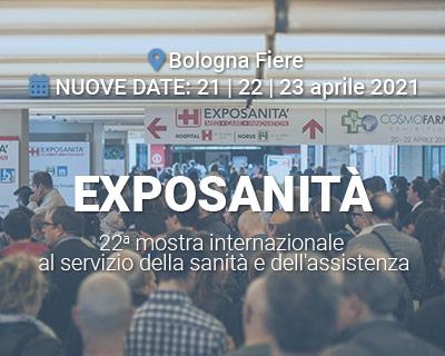 locandina exposanità 2021